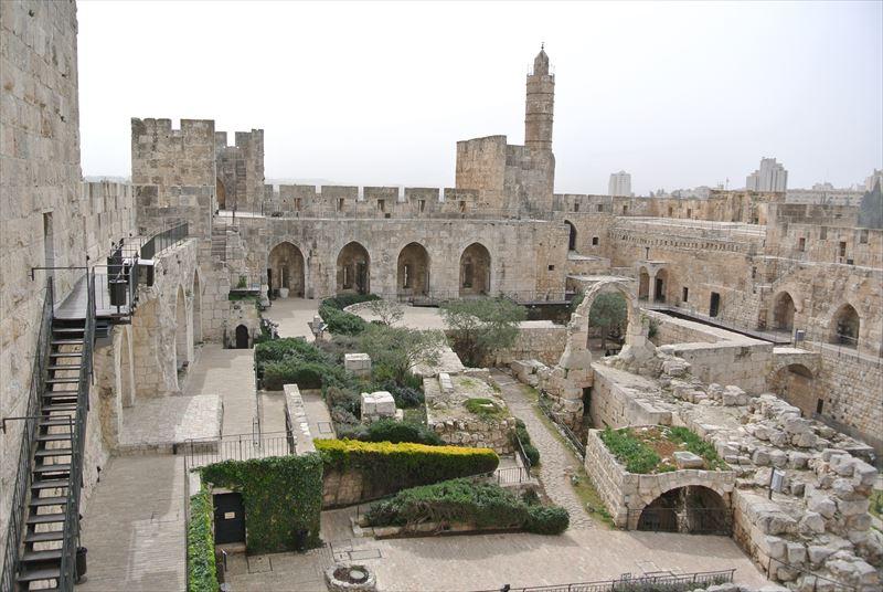 Tower of David(ダビデの塔) |...